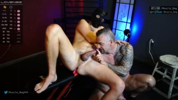 Muscle_Dog Recorded CAM SHOW @ Chaturbate 17-10-2021
